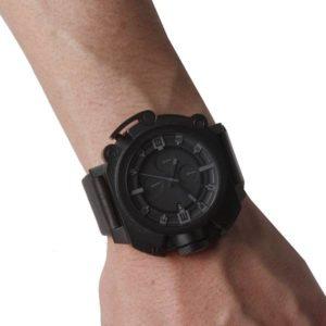 Diesel Mens SBA Black Stainless Steel Chronograph Watch DZ4243 03