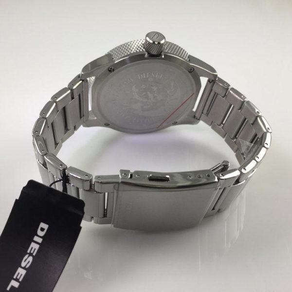 Men S Diesel Rasp Stainless Steel Watch Dz1763 14