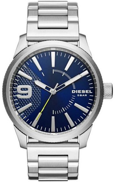 Men S Diesel Rasp Stainless Steel Watch Dz1763 2