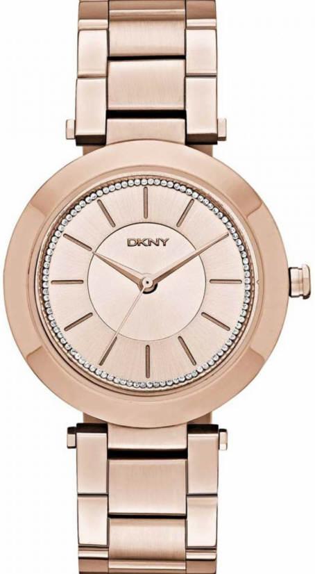 Women S Dkny Stanhope Rose Gold Quartz Ladies Watch Ny2287 13
