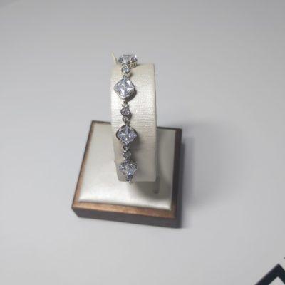 Narukvica  srebro 12110